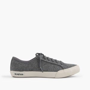 SeaVees Shoes - Grey Seavees for J.Crew. Size 8