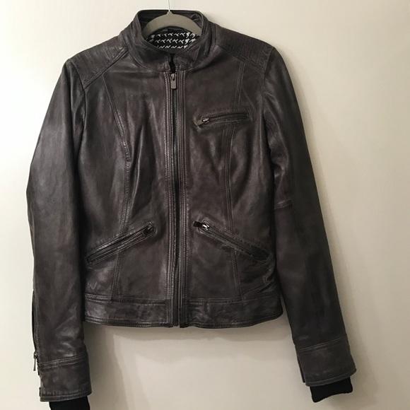 050faf15def Bod & Christensen Jackets & Coats | Bod Christensen Leather Jacket ...