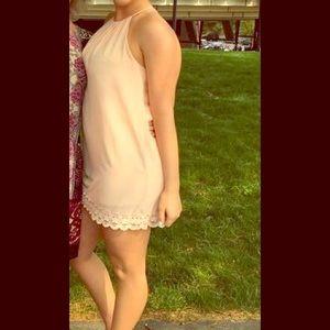 Monteau Dresses & Skirts - Blush Dress ☀️