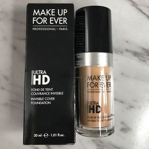 Makeup Forever Other - NIB Makeup Forever Ultra HD Foundation Y305