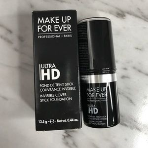 Makeup Forever Other - NIB Makeup Forever Ultra HD Foundation 120=Y245