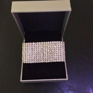 John W. Nordstrom Jewelry - Crystal bracelet