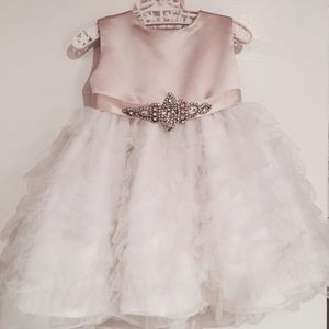 Joan Calabrese Other - Flower Girl Dress with Etsy Belt.
