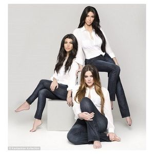Kardashian Kollection Denim - Kardasian Kollection Jeans
