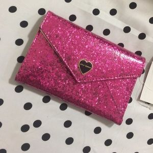 NWT Betsey Johnson wallet.