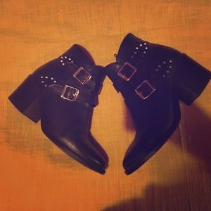 Zara Shoes - Zara studded booties