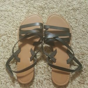 Old Navy Shoes - Size 8 Sandals