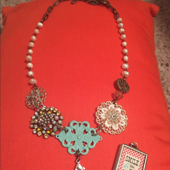 bbbd06158 Jewelry | Plunder Designs Mary Necklace Only | Poshmark