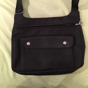 Authentic Longchamp crossbody bag