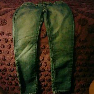 Skinny jeans for little boys