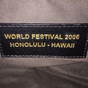 7206a8eb6a Fendi Bags - Limited Red Fendi Bag - World Festival 2006