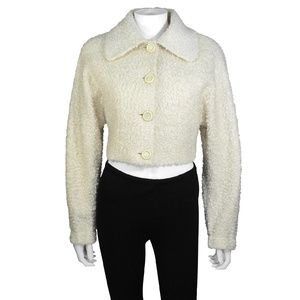 Byblos Jackets & Blazers - Byblos - Wool Mohair Coat