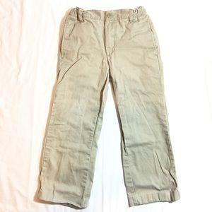 Cherokee Other - Boy's Cherokee stretchy waist khaki pants