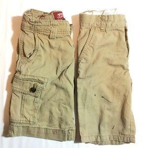 Arizona Jean Company Other - Boy's two pairs of khaki shorts