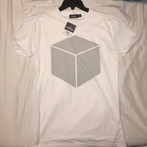 Topman Other - Topman Tee shirt with mesh design