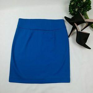Dresses & Skirts - Premise pencil skirt blue