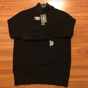 🍁 Claiborne Thermolite Quarter Zip Sweater - NWT