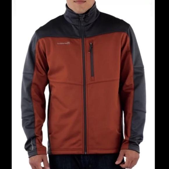 Avalanche mens fleece jacket