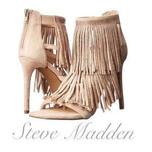 Steve Madden Shoes - NWB ❤ STEVE MADDEN SEXY STRAPPY HEEL Sz 5.5