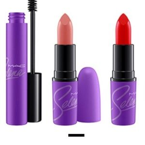 MAC Cosmetics Other - Mac Cosmetics Selena Collection Lipstick