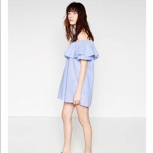 NWT Zara Stripped dress! 🎉