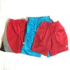 Other - Boy's 3 pairs of basketball/gym shorts