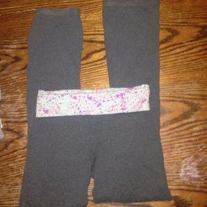 Small Grey Mossimo Yoga Pants