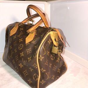 Louis Vuitton Handbags - 💗LOUIS VUITTON 💗SPEEDY 25