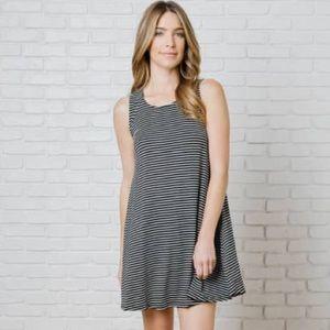 Dorimas Closet Dresses & Skirts - 🆕Beautiful striped Trapeze dress ❤
