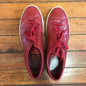 Common Projects Other - Common Projects red sneakers