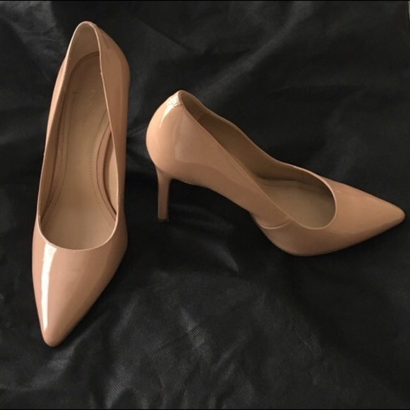455094d577 BCBGeneration Shoes - EUC!!! BCBGeneration Pretia Nude Pumps