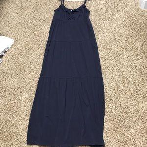 LOFT Dresses & Skirts - Loft Maxi Cotton Summer Dress