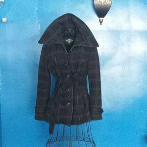 Sebby Jackets & Blazers - Plaid coat
