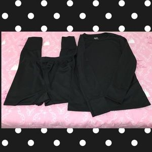 Fruit of the Loom Other - ☃️Winter Performance Thermal Pant/Shirt Set EUC💞