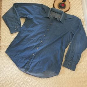Lands' End Button Down Shirt