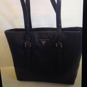 Prada Handbags - Prada City Sport Shopper