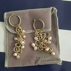 Lia Sophia Jewelry - Lia Sophia kiam family earrings 1 Day Sale