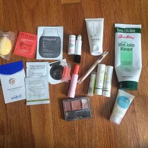 Other - New and lightly used products and sample bundle