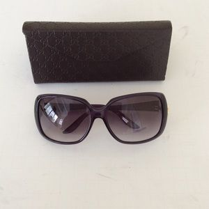 Gucci Sunglasses Blue 3166