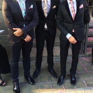hwl boutique Accessories - Pink men's tie!
