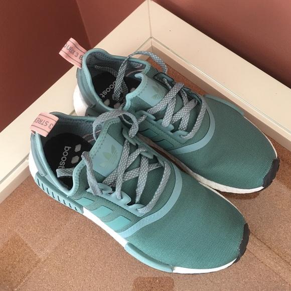 Adidas Donne Nmd Rosa E Verde 9MFjUq8Ek