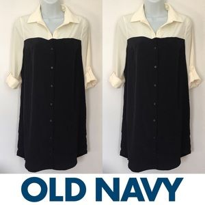 Old Navy Dresses & Skirts - 🍍CLEARANCE🍍 Old Navy Button Up T Shirt Dress