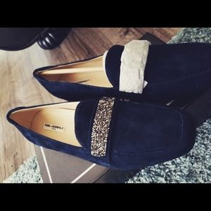 Karl Lagerfeld Shoes - Karl lagerfed Paris casual flats for work!!