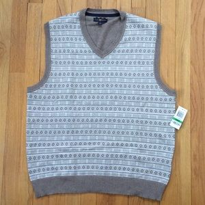 Club Room Other - NWT men's sweater vest