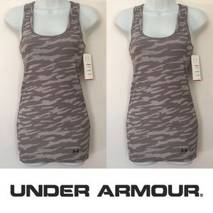Under Armour Tops - | Under Armour | Gray Camo Workout Tank