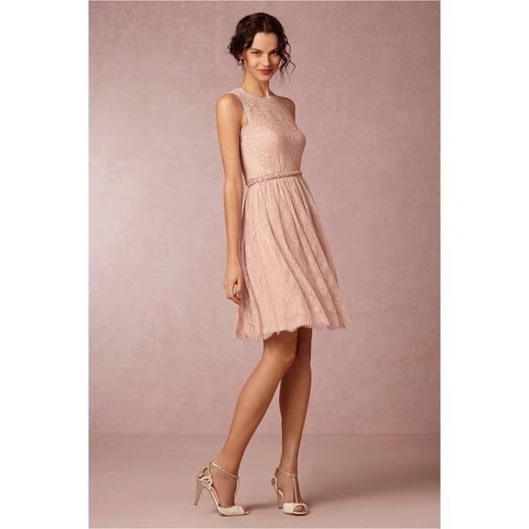 2af2710b4bff Anthropologie Dresses   Bhldn Celia Dress In Blush   Poshmark