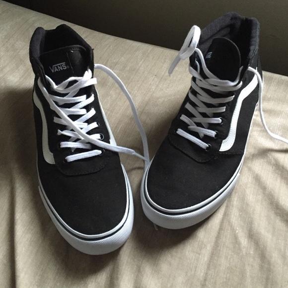 Vans Shoes | Brand New Vans High Tops