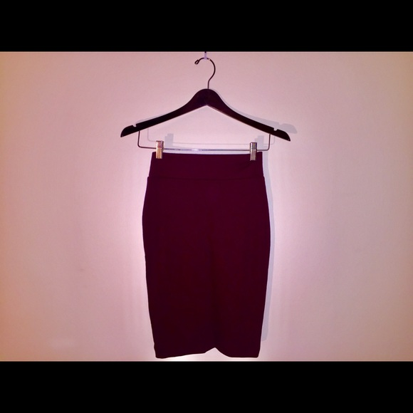 30% off Forever 21 Dresses & Skirts - Forever21 wine colored ...