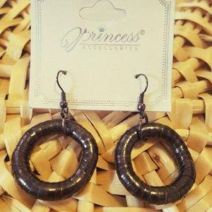 Princess Linens Jewelry - Centipede Elastic Soft design Earrings