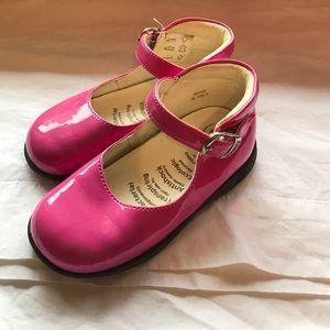 Primigi Other - Primigi Bubble Gum Pink Mary Janes EU 23 US 6-6.5